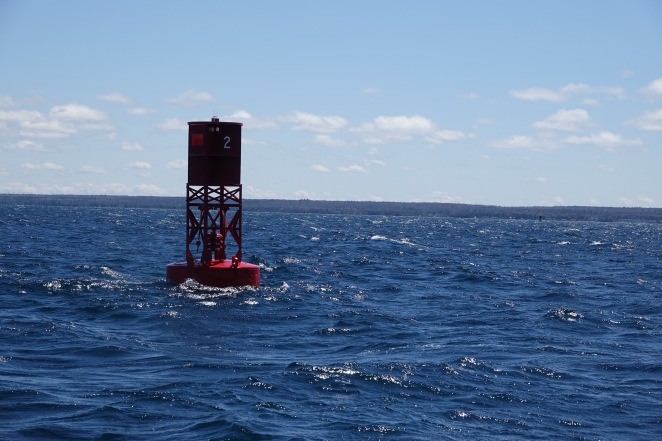 red buoy 2